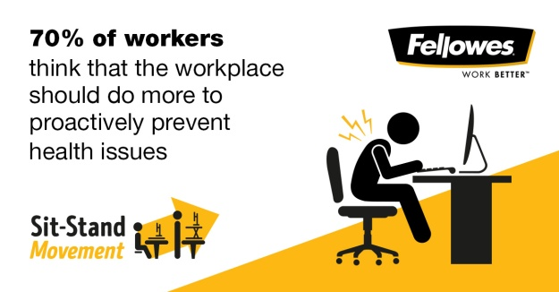 Health issues caused by a poor work environment